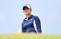 SINGAPORE - FEBRUARY 01: Danielle Kang of USA on the 6th tee during the second round of the HSBC Women's World Championship 2019 at Sentosa Golf Club - Tanjong Course, Singapore on March 01, 2019.<br /> .<br /> .<br /> .<br /> (Photo by: Naratip Golf Srisupab/SEALs Sports Images)<br /> .<br /> Any image use must include a mandatory credit line adjacent to the content which should read: Naratip Golf Srisupab/SEALs Sports Images