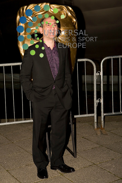 Armando Iannucci arrives at the Scottish BAFTA 2009 award ceremony at the Glasgow Science Centre on Sunday 8th November 2009....Picture: Peter Kaminski/Universal News and Sport (Scotland)