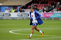 Drew Spence of Chelsea was named as a substitute during Chelsea Ladies vs Liverpool Ladies, FA Women's Super League FA WSL1 Football at Kingsmeadow on 7th October 2017