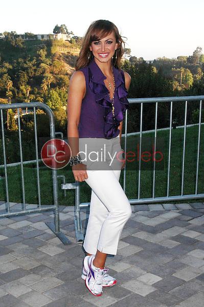 Karina Smirnoff<br />at the Reebok 'Easytone' Footwear Celebration. Private Location, Beverly Hills, CA. 06-23-09<br />Dave Edwards/DailyCeleb.com 818-249-4998
