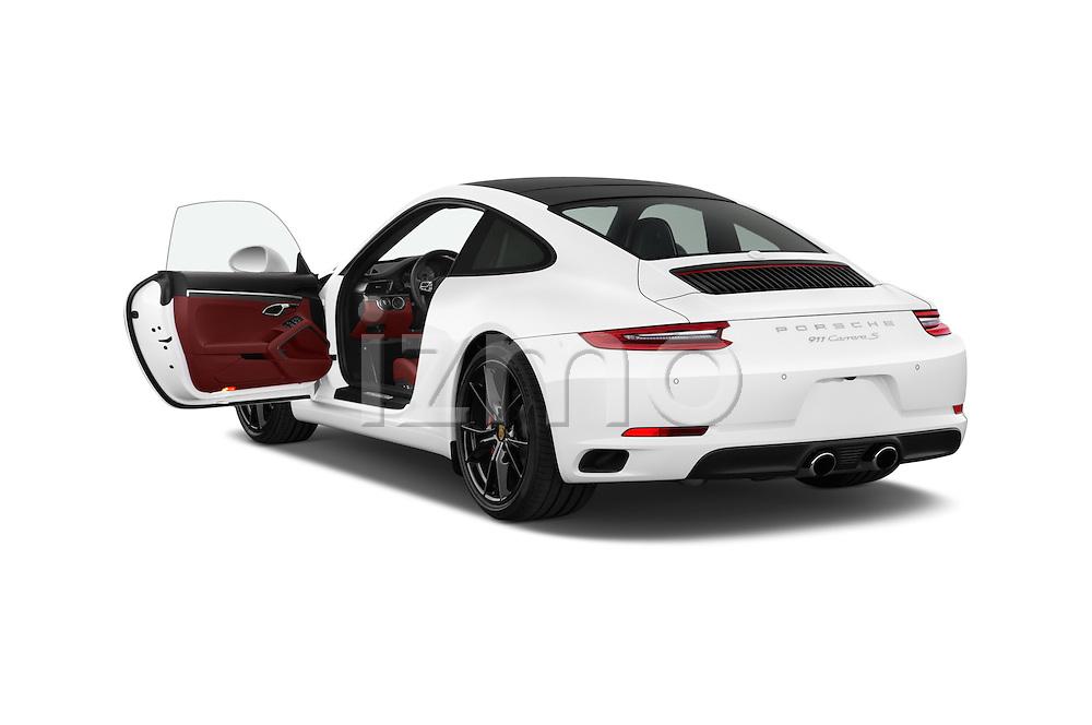 Car images of 2017 Porsche 911 Carrera S 2 Door Coupe Doors