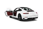 Car images of 2017 Porsche 911 Carrera S 2 Door Coupe Doors