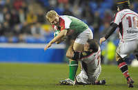Reading, GREAT BRITAIN,   Shane GERAGHTY, during the third round Heineken Cup game, London Irish vs Ulster Rugby, at the Madejski Stadium, Reading ENGLAND, Sa, t 09.12.2006. [Photo Peter Spurrier/Intersport Images]..