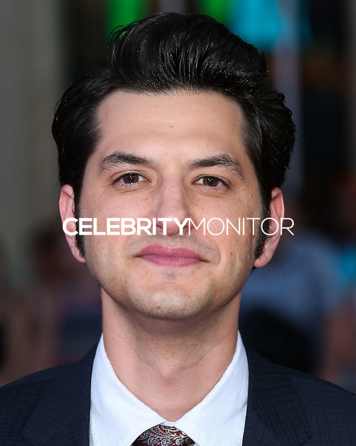 HOLLYWOOD, LOS ANGELES, CA, USA - SEPTEMBER 15: Ben Schwartz arrives at the Los Angeles Premiere Of Warner Bros. Pictures' 'This Is Where I Leave You' held at the TCL Chinese Theatre on September 15, 2014 in Hollywood, Los Angeles, California, United States. (Photo by Xavier Collin/Celebrity Monitor)