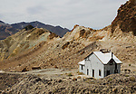 Ryan, California, a 1920s mining camp in the Greenwater Range on the Eastern edge of Death Valley