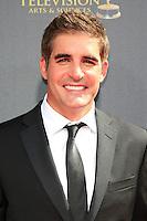 BURBANK - APR 26: Galen Gering at the 42nd Daytime Emmy Awards Gala at Warner Bros. Studio on April 26, 2015 in Burbank, California