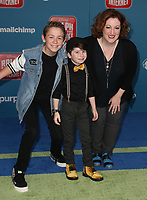 05 November 2018 - Hollywood, California - Dakota Lotus, Rebecca Metz, Paxton Booth &quot;Ralph Breaks The Internet&quot; Los Angeles Premiere held at El Capitan Theater. <br /> <br /> CAP/ADM/FS<br /> &copy;FS/ADM/Capital Pictures