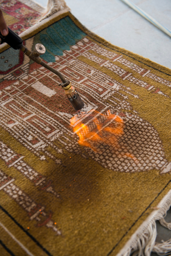 Paliwal Carpets and Textiles in Jaipur, Rajasthan, Northern India, India