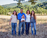 Family Portrait, Santa Margarita, California