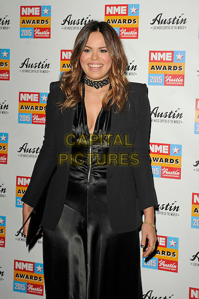 LONDON, ENGLAND - FEBRUARY 18: Atlanta de Cadenet Taylor attending the NME Awards at Brixton Academy on February 18 2015 in London, England.<br /> CAP/MAR<br /> &copy; Martin Harris/Capital Pictures