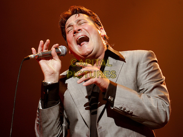 TONY HADLEY.European Premiere Night of the Proms,.At Sport Stadium,.Antwerp, 15th October 2004www.capitalpictures.com.sales@capitalpictures.com.©Capital Pictures