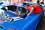 Feb 07, 2011; 2:22:51 PM; Gibsonton, FL., USA; The Lucas Oil Dirt Late Model Racing Series running The 35th annual Dart WinterNationals at East Bay Raceway Park.  Mandatory Credit: (thesportswire.net)
