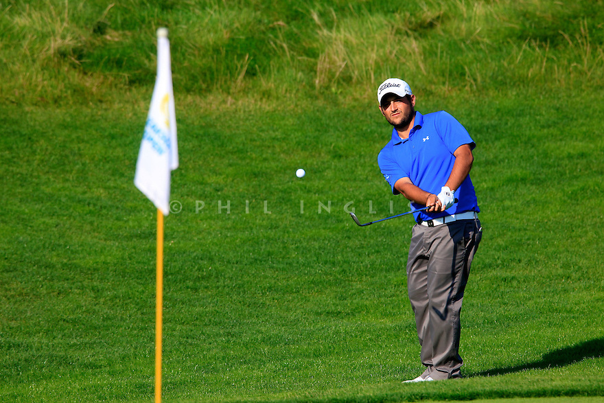 2012 Kazakhstan Open - Round 4 | Phil Inglis Golf Photography