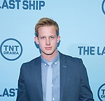 WASHINGTON, DC - JUNE 4: Actor Chris Sheffield attends The Last Ship premiere screening, a partnership between TNT and the U.S. Navy on June 4, 2014 in Washington, D.C. Photo Credit: Morris Melvin / Retna Ltd.