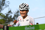 Yurie Kanuma (JPN), <br /> SEPTEMBER 17, 2016 - Cycling - Road : <br /> Women's Road Race B  <br /> at Pontal <br /> during the Rio 2016 Paralympic Games in Rio de Janeiro, Brazil.<br /> (Photo by AFLO SPORT)