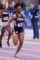Latoya King 60 meter prelims