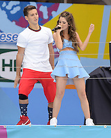FLUSHING NY- AUGUST 27: Laura Marano performs during Arthur Ashe kids day at the USTA Billie Jean King National Tennis Center on August 27, 2016 in Flushing Queens. Photo byMPI04 / MediaPunch