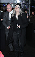 NEW YORK, NY March 29, 2017 Patti Smith  attend  Paramout Pictures & DreamWork Pictures present the New York premiere of Ghost in the Shell  at AMC Loews Lincoln Square 13  in New York March 29, 2017. Credit:RW/MediaPunch