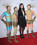 Jamie Alexander attends Totem from Cirque du Soleil Premiere at Santa Monica Pier in Santa Monica, California on January 21,2014                                                                               © 2014 Hollywood Press Agency