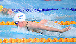 Hannah Miley (SCO) in the womens 400m Individual medley. Swimming finals. XXI Commonwealth games. Optus Aquatics Centre. Gold Coast 2018. Queensland. Australia. 05/04/2018. ~ MANDATORY CREDIT Garry Bowden/SIPPA - NO UNAUTHORISED USE - +44 7837 394578