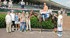 With Class winning at Delaware Park on 6/120/12