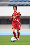 Yukari Kinga (Leonessa), MAY 7th, 2011 - Football : Plenus Nadeshiko League 2011 between NTV Beleza - INAC Kobe Leonessa at Komazawa Stadium, Tokyo, Japan. (Photo by YUTAKA/AFLO SPORT) [1040]