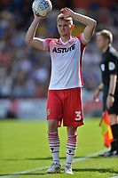 Johnny Hunt of Stevenage during Stevenage vs Tranmere Rovers, Sky Bet EFL League 2 Football at the Lamex Stadium on 4th August 2018