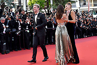 www.acepixs.com<br /> <br /> May 24 2017, Cannes<br /> <br /> Lena Meyer-Landrut (L) and Stefanie Giesinger arriving at the premiere of 'The Beguiled' during the 70th annual Cannes Film Festival at Palais des Festivals on May 24, 2017 in Cannes, France.<br /> <br /> By Line: Famous/ACE Pictures<br /> <br /> <br /> ACE Pictures Inc<br /> Tel: 6467670430<br /> Email: info@acepixs.com<br /> www.acepixs.com