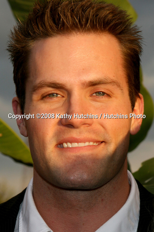 Kyle Brandt.MTV's Real World Awards Bash.Sunset Plaza House.Los Angeles, CA.March 16, 2008.©2008 Kathy Hutchins / Hutchins Photo