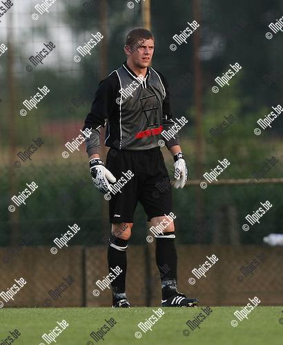 2008-08-06 / Voetbal / seizoen 2008 - 2009 / Vlimmeren Sport / Jan Mertens..Foto: Maarten Straetemans (SMB)