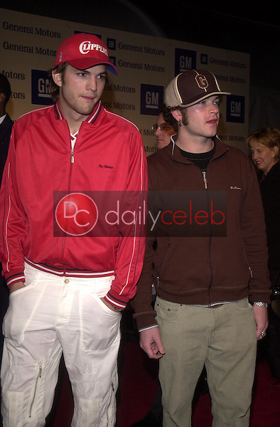 Ashton Kutcher and Danny Masterson