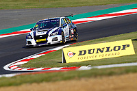 Round 10 of the 2018 British Touring Car Championship. #99 Jason Plato. Adrian Flux Subaru Racing. Subaru Levorg GT.
