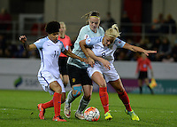 2016.04.08 England - Belgium