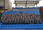 FRISCO, TX - JANUARY 03: North Dakota State University team photo at Toyota Stadium   in Frisco on January 3, 2018 in Frisco, Texas. Photo Rick Yeatts