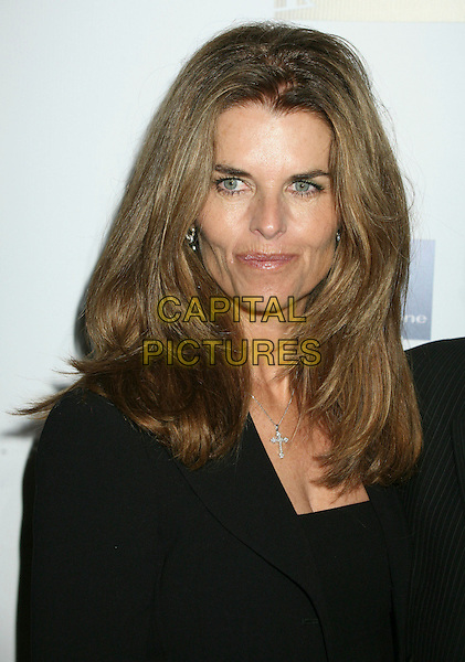 "MARIA SHRIVER.Annual ""Stars 2006"" Benefit Gala hosted by the Fulfillment Fund held at the Beverly Hilton Hotel, Beverly Hills, California, USA..October 16th, 2006.Ref: ADM/BP.headshot portrait.www.capitalpictures.com.sales@capitalpictures.com.©Byron Purvis/AdMedia/Capital Pictures."