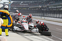 #12 WILL POWER (ESP) TEAM PENSKE (USA) CHEVROLET