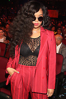 LOS ANGELES, CA - JUNE 23: H.E.R. at the 2019 BET Awards Show at the Microsoft Theater in Los Angeles on June 23, 2019. Credit: Walik Goshorn/MediaPunch