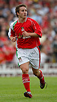 Wrexham's Mike Carvill