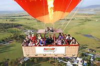 20151223 December 23 Hot Air Balloon Gold Coast