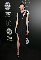 SANTA MONICA, CA - JANUARY 6: Danielle Panabaker at Art of Elysium's 11th Annual HEAVEN Celebration at Barker Hangar in Santa Monica, California on January 6, 2018. <br /> CAP/MPI/FS<br /> &copy;FS/MPI/Capital Pictures