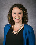 Annie Mills, recruiter for Division of Enrollment Management and Marketing (DePaul University/Jamie Moncrief)