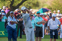 Haotong Li (CHN) during the first round at the Nedbank Golf Challenge hosted by Gary Player,  Gary Player country Club, Sun City, Rustenburg, South Africa. 08/11/2018 Picture: Golffile | Heinrich Helmbold<br /> <br /> <br /> All photo usage must carry mandatory copyright credit (&copy; Golffile | Heinrich Helmbold)