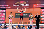 Tejay Van Garderen (USA) BMC Racing Team wins Stage 18 of the 100th edition of the Giro d'Italia 2017, running 137km from Moena to Ortisei/St. Ulrich, Italy. 25th May 2017.<br /> Picture: LaPresse/Gian Mattia D'Alberto   Cyclefile<br /> <br /> <br /> All photos usage must carry mandatory copyright credit (&copy; Cyclefile   LaPresse/Gian Mattia D'Alberto)