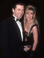 Alec Baldwin Kim Basinger 1992<br /> Photo By Adam Scull/PHOTOlink.net