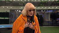 Amanda Barrie<br /> Celebrity Big Brother 2018 - Day 3<br /> *Editorial Use Only*<br /> CAP/KFS<br /> Image supplied by Capital Pictures