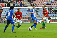 Tuesday, 7 May 2013<br /><br />Pictured: <br /><br />Re: Barclays Premier League Wigan Athletic v Swansea City FC  at the DW Stadium, Wigan