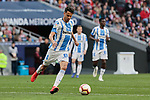 CD Leganes's Diego Reyes during La Liga match between Atletico de Madrid and CD Leganes at Wanda Metropolitano stadium in Madrid, Spain. March 09, 2019. (ALTERPHOTOS/A. Perez Meca)
