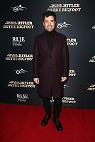 "4 February 2019 - Hollywood, California - Ron Livingston. RLJE Films' ""The Man Who Killed Hitler And Then Bigfoot"" Premiere held at ArcLight Hollywood. Photo Credit: Faye Sadou/AdMedia"
