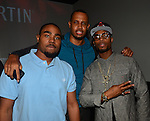 MIAMI BEACH, FL - NOVEMBER 20: B.O.B real name Bobby Ray Simmons, Jr. attends his PRIVATE #UndergroundLuxury Listening Session at Haven on November 20, 2013 in Miami Beach, Florida. (Photo by Johnny Louis/jlnphotography.com)