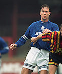 Brian Reid, Rangers